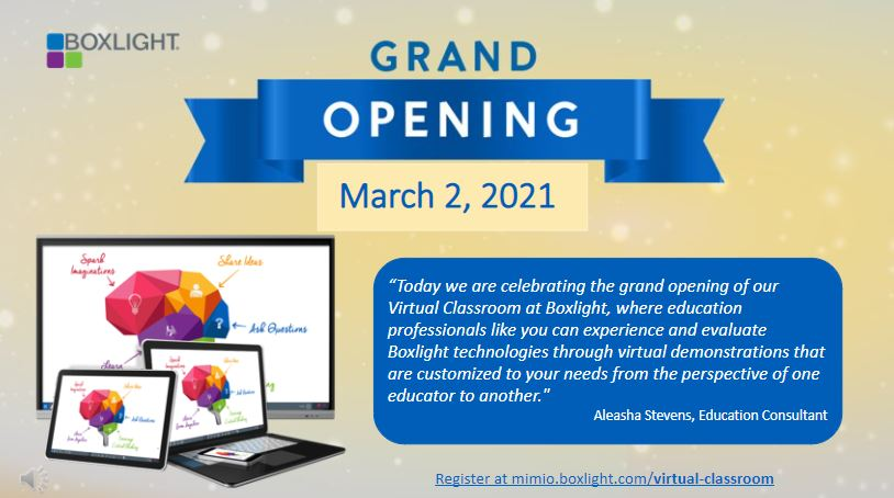 VC launch blog